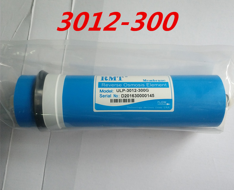 300 GPD RO Membrane 3012-300G Reverse Osmosis Membrane Large Flow Replacement Membrane Water Filters for Household<br>