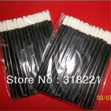 Wholesale Price for 1000 pcs Best Disposable Lips Brush lipbrush Wands Applicator high quality Helpful makeup tool(China)