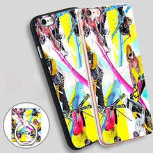 Skiing sledgingespn  Soft TPU Silicone Phone Case Cover for iPhone 5 SE 5S 6 6S 7 Plus