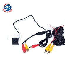 CCD Car Rear View Camera for Toyota Corolla 2014 Reverse Backup Review Reversing Parking Kit with Night Vision Free Shipping