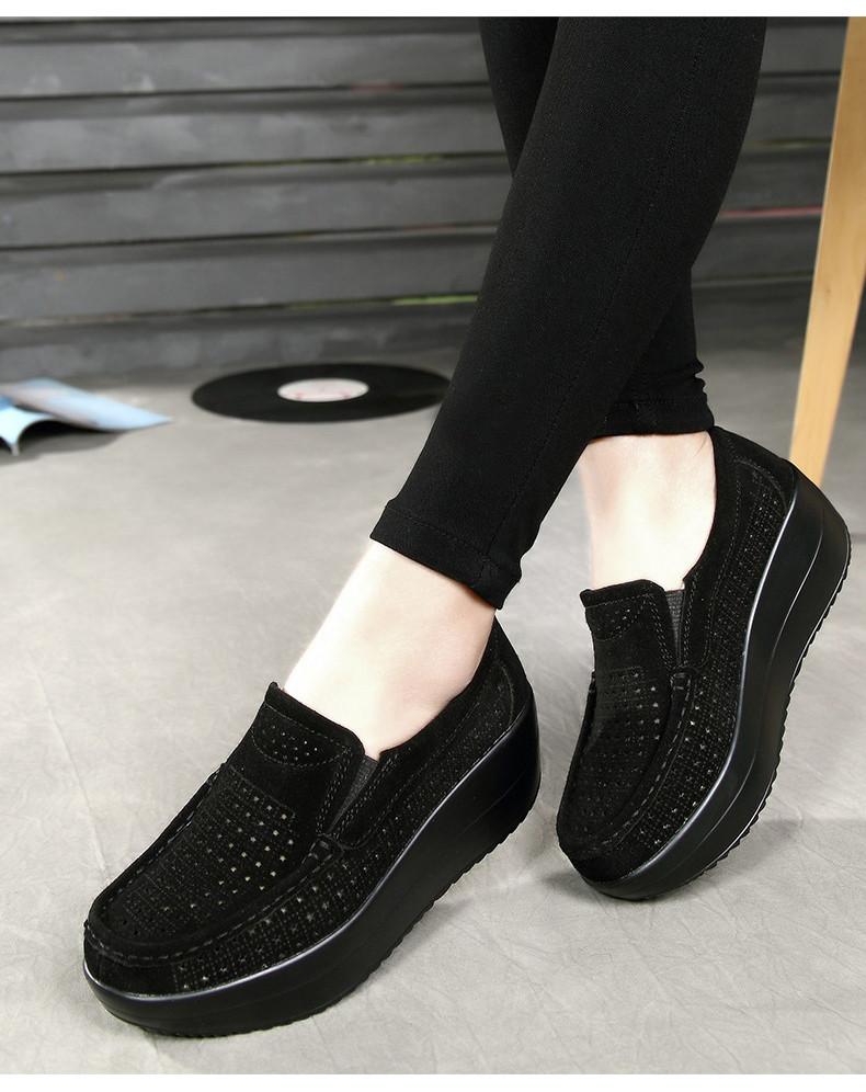 HX 3213-1 (16) 2018 Flatforms Women Shoes Summer