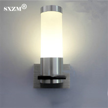 SXZM 1W Led wall lamp Acrylic light Epistar chip with led driver for home/KTV/bar indoor light CE free shipping