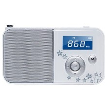 Panda DS-111 Mini Player MP3 / WMA TF Card Play Lithium Battery Portable Dual decoding card FM radio(China)