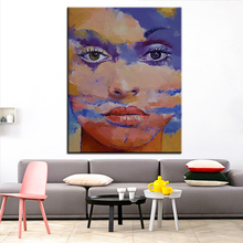 Large size Printing Oil Painting mona lisa Wall painting Home Decorative Wall Art Picture For Living Room painting No Frame(China)