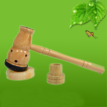 Gourd moxibustion moxa box moxa burner Navel spa massage Wormwood Portable(China)