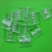 Acrylic Hinge / Plexiglass Hinge / Transparent Hinge H25X33MM 100PCS