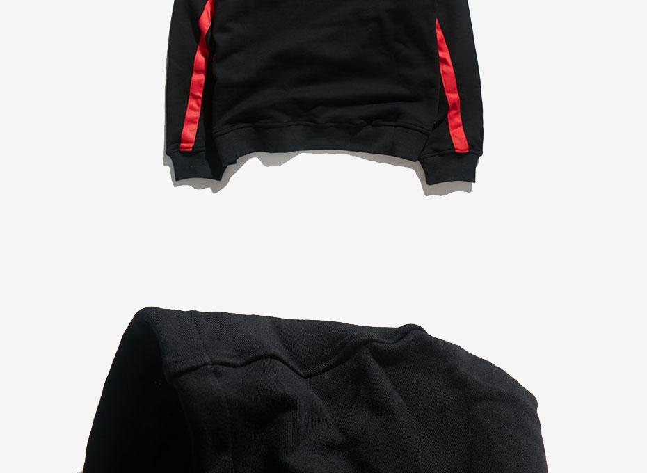 TRIASIADEE Mens Hip Hop Hoodies Sweatshirts Sudaderas Hombre 2017 Streetwear Skateboard Sweatshirt
