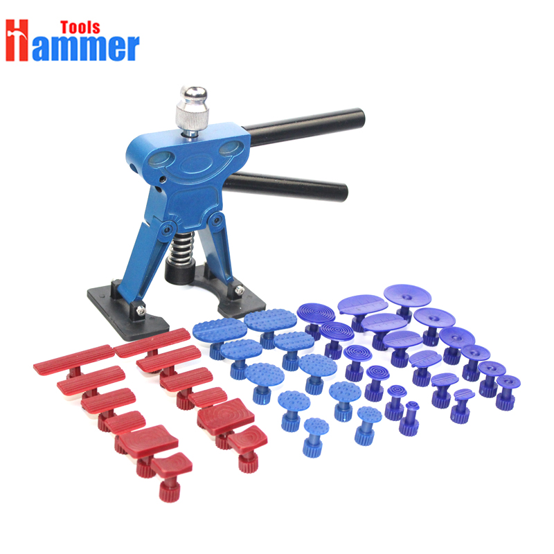 PDR Car Body Dent Lifter Paintless Hail Removal Repair Tool with Tabs<br>