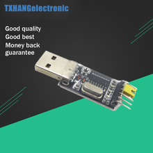 1pcs USB To RS232 TTL CH340G Converter Module Adapter replace Pl2303 CP2102 usb rs232 adapter(China)