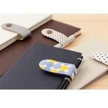 Hand account accessories notebook hasp type magnetic adhesive type pen pen holder