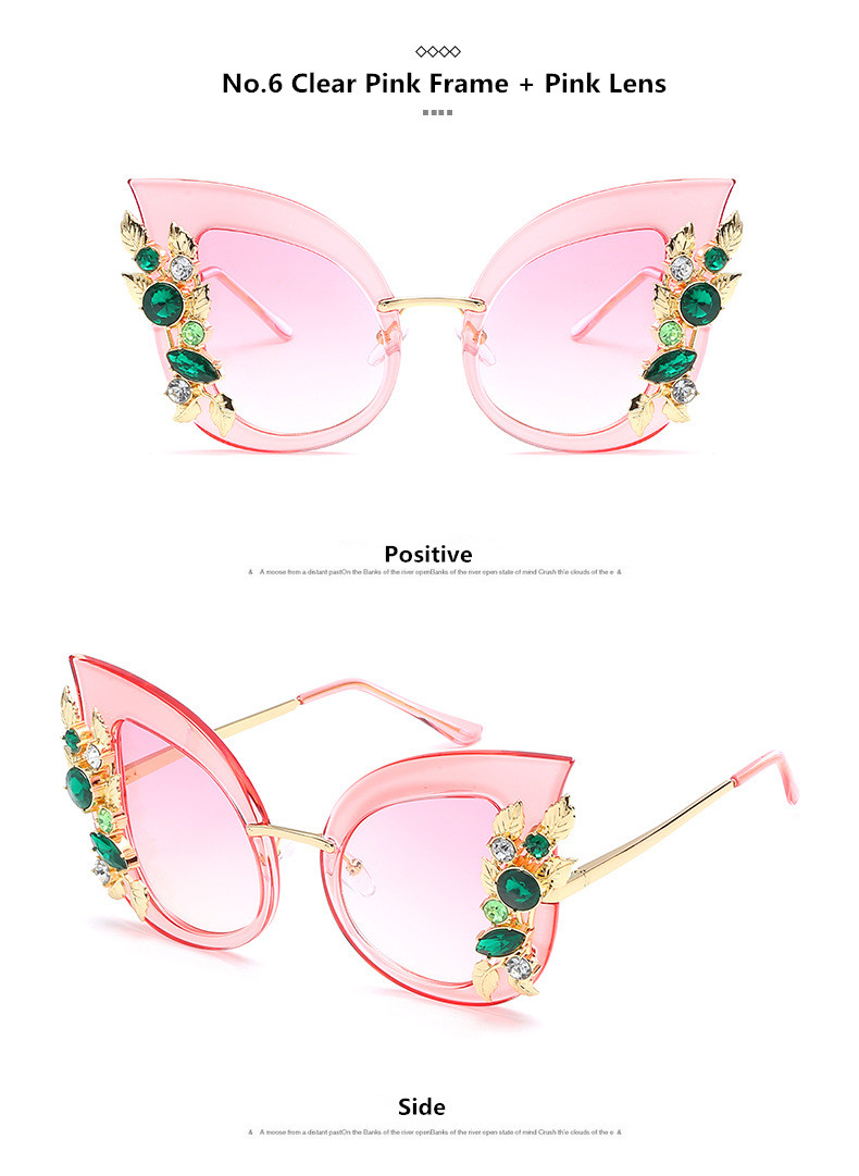 Sexy Cat Eye Sun Glasses-1 (20)