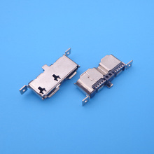 50pcs New DC Power Jack Micro 3.0 USB Port Plug Socket for netbook/ tablet/ MP4/MP5 /mobile HDD interface connector