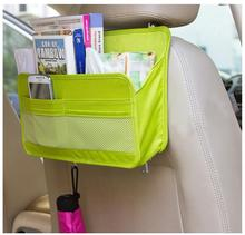 new Car Seat Bag Storage Multi Pocket sundry motor vehicle Oxford Cloth Pouch Hanging Remote Control Cover Storage Organizer