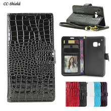 Magnetic Flip Case for HTC one M9 M 9 Prime 9u 9x 9s One3 M9u M9x M9s Luxury fashion wallet card slot Case Phone Leather Cover(China)
