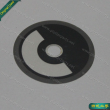 Encoder disk for HP DJ T1100 T1120 T1200 T610 T620 T1300 T2300 T770 T790 Z2100 Z3100 Z3200 Z5200 New Printer Part CH538-67073