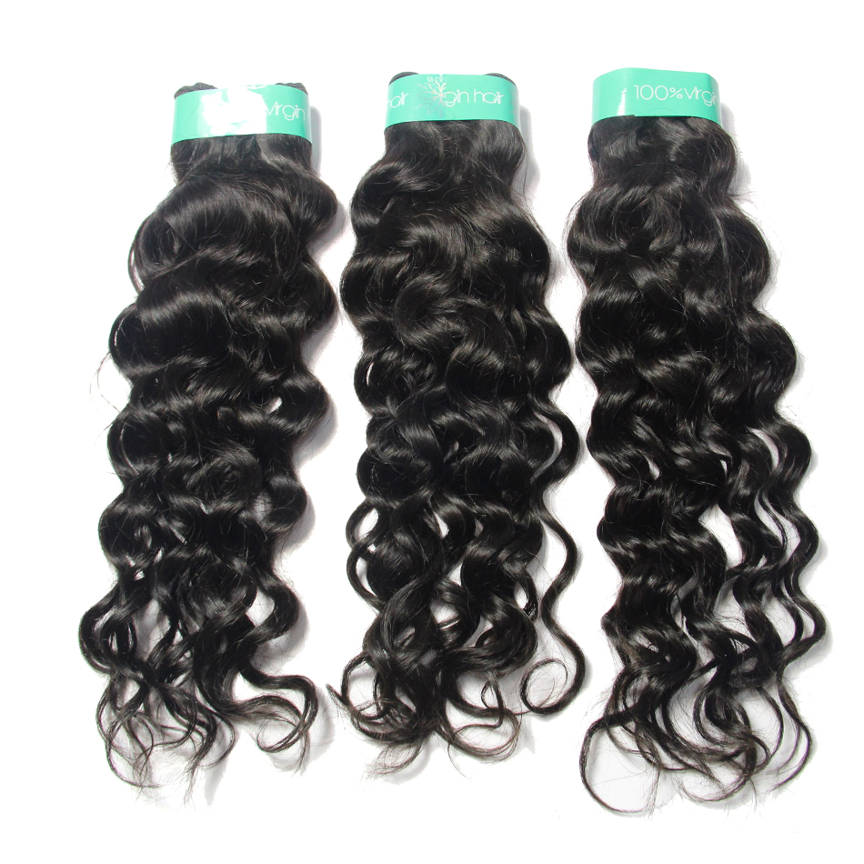 Italian Curly Virgin Hair Style Indian Hair Weave Websites Cheap Human Hair 3 bundles 100g bundles Hair Extensions Water Wave<br><br>Aliexpress