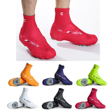 HOT 2017 new Outdoor Sports Cycling Bicycle Shoe Covers Thermal MTB Mountain Bike Waterproof Windproof Overshoes Protector