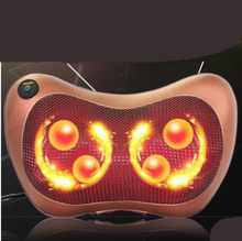 Cervical Spine Massager Deep Kneading Massage Pillow With Heat In Car /Home/Office Chair Massager For Neck Shoulder