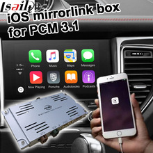 Apple iOS mirror link box for Porsche PCM 3.1 Cayenne Macan Panamera 911 etc(China)