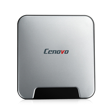 Cenovo Mini PC Intel CherryTrail Z8350 Quad Core 1.84GHz Windows 10 4GB RAM 64GB ROM Mini Desktop HDMI TV Box Media Player