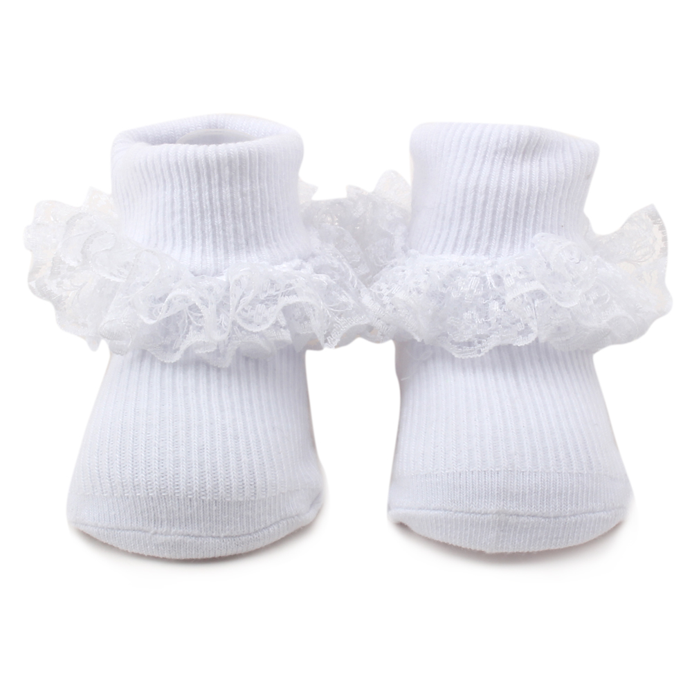 2018 New Design Embroidery Bibs White Cross Pattern Baby Clothing Accessories For 0-15 Months Baby Christening Bibs + Socks