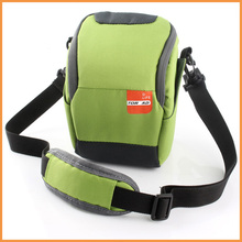 Green Camera Case Bag Cover For Samsung NX3000 NX2000 NX1100 GC200 GC100 WB35F NX mini 9-27mm 20-50mm 16-50mm Lens
