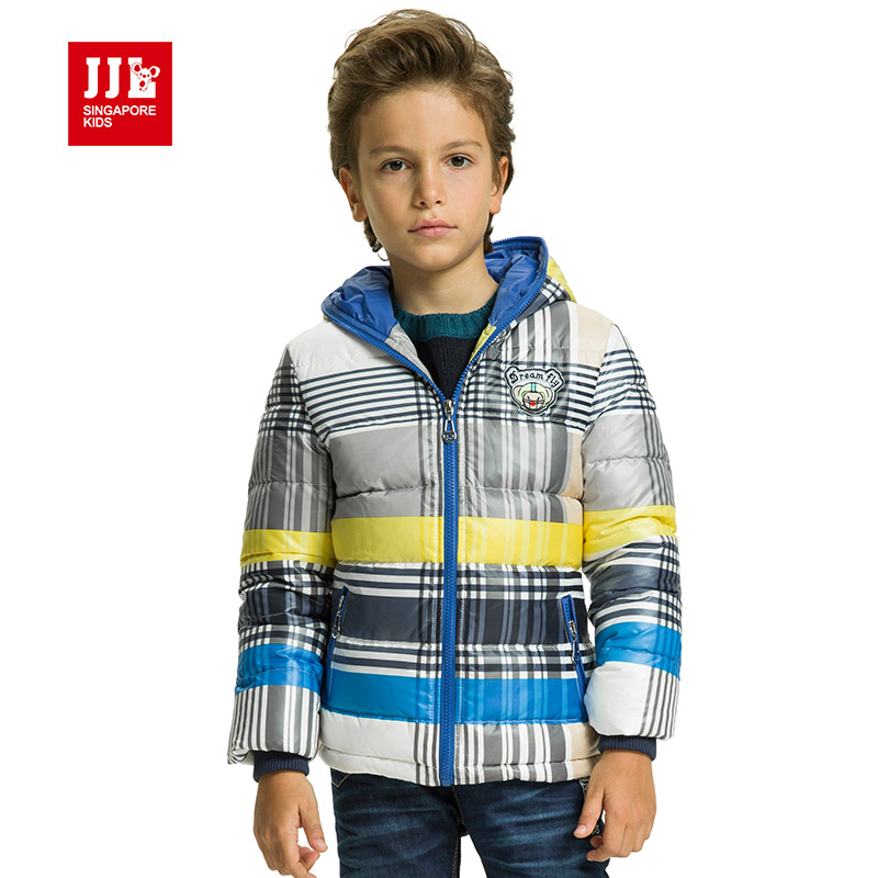 boys down coat kids winter parka children winter jackets 80% white duck down warm children clothing <br>