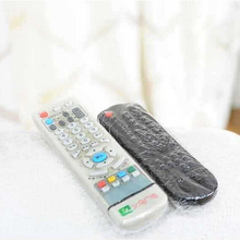 Remote Control Protector Cover Heat Shrink Protective Film TV Air-Conditioner Video Remote Control Dust Proof Waterproof 5PCS(China)