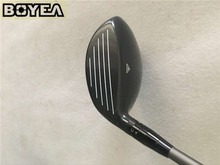 Brand New Boyea 917F2 Fairway Woods Boyea 917F2 Woods Golf Clubs #3/#5 R/S/SR/X Flex Graphite Shaft With Head Cover