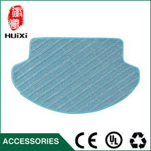 Washable Dishcloth Blue and White Cleaning Mop Cloth to Cleaning Floor for DT85 DT83 DM81 Robot Vacuum Cleaner Parts