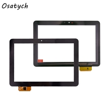 10.1 Inch Black Touch Screen A11020A10089_V02 A1WAN06 For PRESTIGIO MultiPad PMP7100D3G DUO Digitizer Tablet PC Glass Sensor