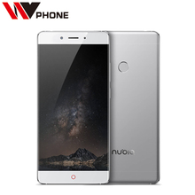 "Original ZTE Nubia Z11 4G LTE Mobile Phone Quad Core 5.5"" 1080P 4/6G RAM 64/128GB ROM 16.0MP 3000mAh Fingerprint(China)"