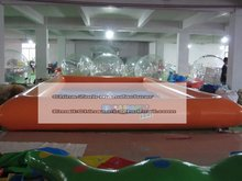 Crazy price 6x6M swimming pool,pool manufacture,wholesale/retail inflatable new pool