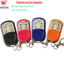 SK048 433.92MHz waterproof No.A fixe code remote for SK-668 remote master/lock smith tool/digital counter remote(China)