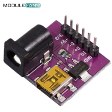 1Pcs AMS1117 3.3v AMS1117-3.3V Mini USB 5V/3.3V DC Perfect Power Supply Module