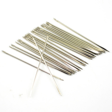 Buy 5# 25pcs 3.9cm DIY Manual Leather Hand Stitches Triangular Needle Leather Sewing Tools Knitting Needles Needlework Arts&Crafts for $4.02 in AliExpress store