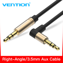 Vention AUX Cable Jack 3.5mm Audio Cable Male Male 3.5mm Jack Speaker Aux Cable Car Headphones Iphone MP4 Laptop AUX Cord