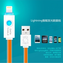 Colorful 1 PCS 1m 3ft Micro USB 2.0 Data Cable LED Fast Charging Power Sync High Quality for iPhone6/6s/7/7plus/SE/ipad 4/5/mini