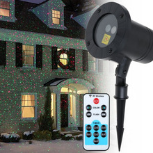 Sanheshun Waterproof Laser Fairy Light Projection Christmas Garden Lawn Home Outdoor Sky Star Light Showers Lighting+Control(China)