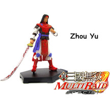 Zhou Yu - Anime Figure Model Dynasty Warriors