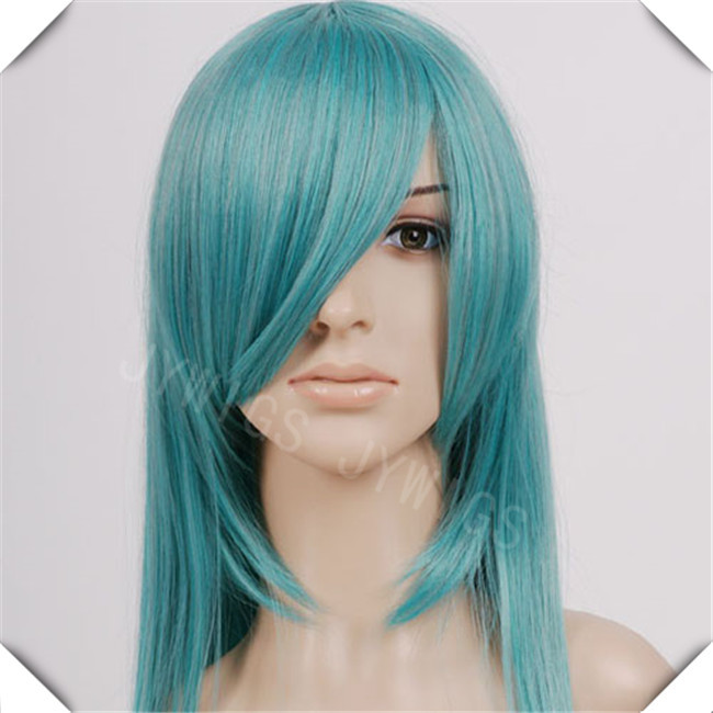 2015 Queen Hair Miku Cos Split Wig Cosplay Hot Selling Synthetic Sexy Party  Wigs<br><br>Aliexpress