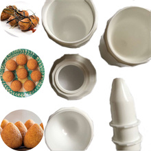 3 in 1 Italy Rice Mold Maker Stampo Onigiri Rice Vegetable Roll Mold Bento Press Maker Punta Rotondo Shape