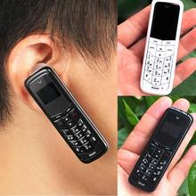 Tiny Mini Small Mobile Phone Bluetooth Dialer Headset(China)