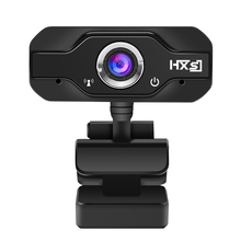 720P HD Computer Webcam 1 Million Pixels USB Computer Camera Built-in Microphone Network Camera Adjustable Angle CX09(China)