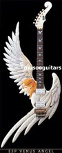 New brand hand carved electric guitar with New Angel design(China)