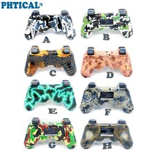 PHTICAL Wholesale Camouflage Wireless Controller For SONY Playstation PS3 Bluetooth Gamepad P3 Joystick for Dualshock 3 Controle