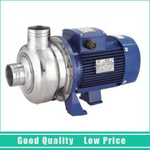 Home Water Transfer Pump Household Garden Booster Pump Stainless Steel Centrifugal Pump With Semi Open Impeller