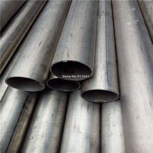 Seamless titanium tube titanium pipe 35*1.5*1000mm ,10pcs free shipping,Paypal is available(China)