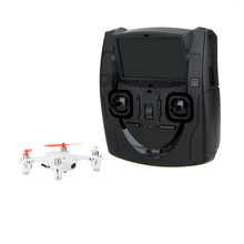 X4 H107D RC Mini FPV Quadcopter 5.8G RTF 6-axis System Drone with Camera LCD Transmitter