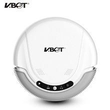 V-BOT T270 Robot Vacuum Cleaner Household Automatic Double-sided Brush Suction Cleaning Machine White(China)